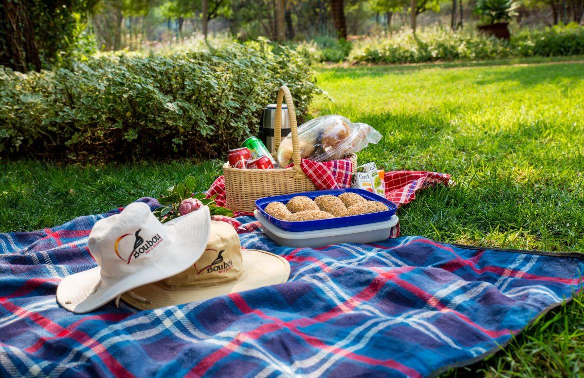 B&B Zuid Afrika picknick
