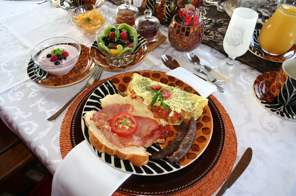 Zuid Afrika Bed en Breakfast
